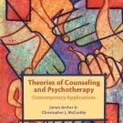 NEW - US EDITION - Theories of Counseling and Psychotherapy by Archer, McCarthy