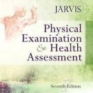 NEW Free Express Ship - Physical Examination & Health Assessment - Jarvis (7 Ed)