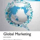 NEW - BOOK ONLY. NO CODE - Free Express Ship - Global Marketing by Keegan (8 Ed)