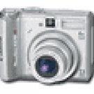 Canon - PowerShot 7.1MP Digital Camera - Silver