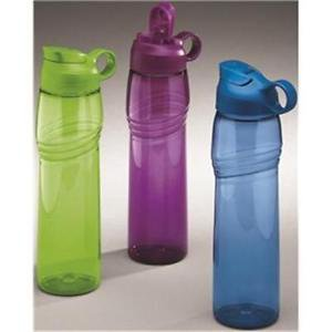 Arrow Plastics Manufacturing 00762 Hydro Ultra Sport Bottle, 26 oz, Green