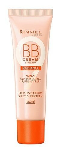 Rimmel Wake Me Up BB Cream Radiance Foundation, Light