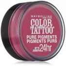 Maybelline Eye Studio Color Tattoo Pure Pigments, #20 Pink Rebel, 0.05 Oz