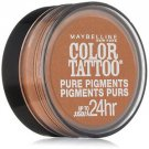 Maybelline Eye Studio Color Tattoo Pure Pigments, #60 Buff and Tuff, 0.05 Oz