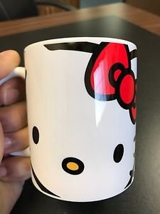 Custom Made Hello Kitty 11oz Coffee Mug