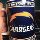 Custom Made Los Angeles Chargers 15oz Coffee Cup with your name.