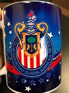 Custom Made Chivas Soccer Team V2 11oz Coffee Mug