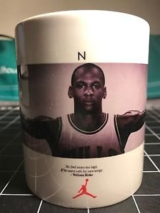 """Custom Made Michael Jordan """"Wings"""" Coffee Mug"""