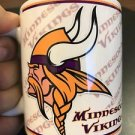 Custom Made Minnesota Vikings 11oz Coffee Cup with your name.
