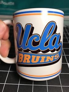 Custom Made UCLA 11oz Coffee Cup with your name.