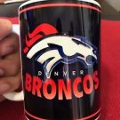 Custom Made Denver Broncos V2 15oz Coffee Cup with your name.