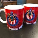 Custom Made Chivas Soccer 11oz Coffee Cup with your name.