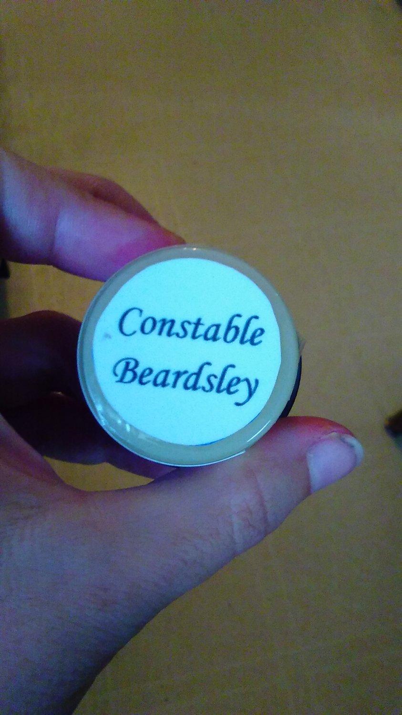 Constable Beardsley Beard Balm
