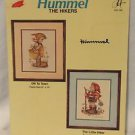 "Hummel Pattern Cross Stitch Booklet ""The Hikers"" Off to Town &  The Little Hiker"