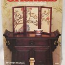 Counted Cross Stitch Patterns Orientals Serendipity  Leaflet  By Carolyn Meacham
