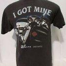 "Harley Davidson T Shirt Men's Medium Black ""I Got Mine At... Low County Harley"""