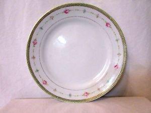 Noritake Dinner Plate N 11634 Discontinued Circa 1912 Delicate Design Floral