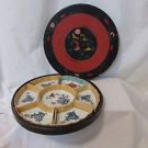 Chikaramachi Relish Bowl Set Mid Century Made in Japan Original Box