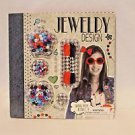 Beading Jewelry Design Craft Kit Hardcover  Bead Project Book by Parragon Books