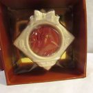 Lenox Votive Yuletide Glow lite Package Tea Light New in Box