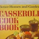 Better Homes and Gardens Casserole Cook Book Hard Cover