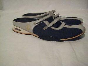 NIKE AIR COLE HAAN  Slide Clog Mule Women's 8 1/2 AA  Shoe Blue Gray