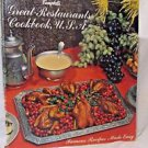 """CAMPBELL'S GREAT RESTAURANTS COOKBOOK U.S.A."" COOKBOOK  Vintage"
