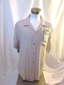 Da Vinci Bowling Shirt Men's XXL 4 Aces in Pocket Martin Sheen Style Shirts