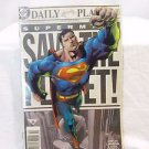 Superman Save The Planet #1 Oct. 1998 DC Comics Acetate Cover