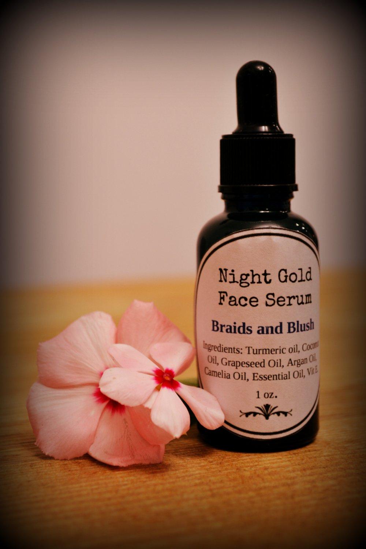 Moisturizing Face Serum - Good for Acne/Scars/Blemishes/Dry Skin
