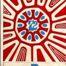 1972 La Palma Junior High School Yearbook California
