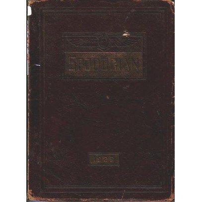 1929 Spodogian ~ Ashland High School Yearbook ~ Ashland Ohio
