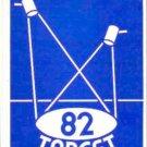 1982 Robbinswood Junior High School Yearbook ~ Florida