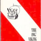 1967 Roxana Jr Junior High School Viking Yearbook Roxana Illinois