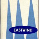 1964 Eastwood Junior High School Eastwind Yearbook Indianapolis Indiana