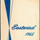 1965 Eastwood Junior High School Eastwind Yearbook Indianapolis Indiana
