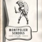 1975 Montpelier Schools Yearbook K~8 Indiana