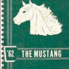 1962 Meadowbrook Junior High School Yearbook ~ Kansas