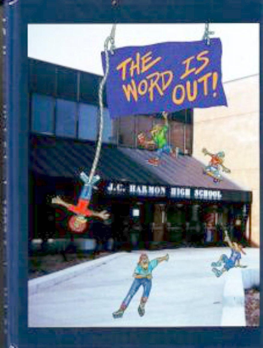 1997 Harmon High School Yearbook ~ Kansas City Kansas
