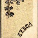 1951 Westfield Massachusetts State Teachers College The Tekoa Yearbook
