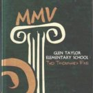 2005 Glen Taylor Elementary School Yearbook Las Vegas Nevada
