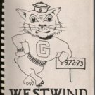 Lot Of 14 Gattis Jr Junior High School Westwind Yearbooks Clovis New Mexico