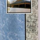 2001 Helena Elementary School Yearbook Timberlake North Carolina