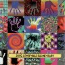 2002 Lewisville Elementary School Yearbook North Carolina