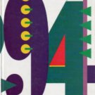 1994 Neal Middle School Aquilla Yearbook Durham North Carolina