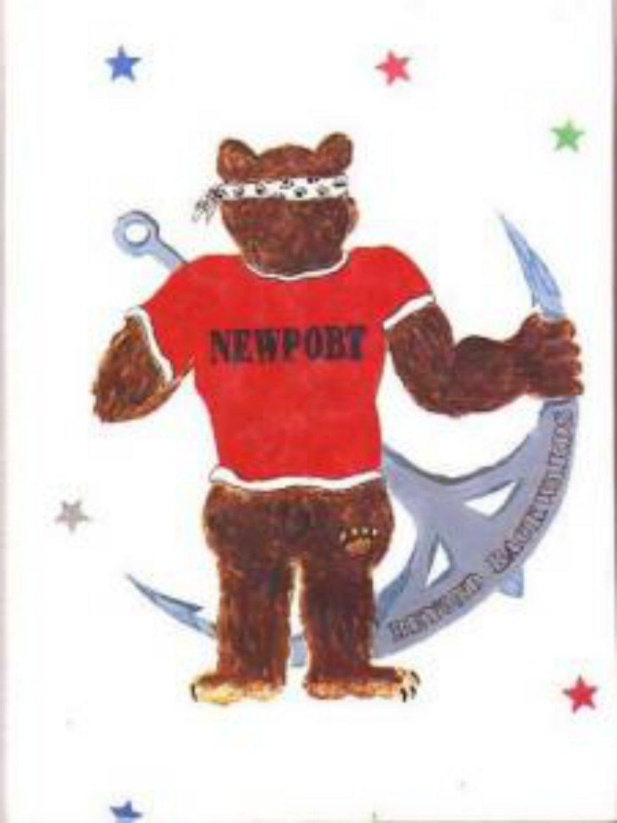 1993 Newport High School Yearbook ~ Newport Oregon