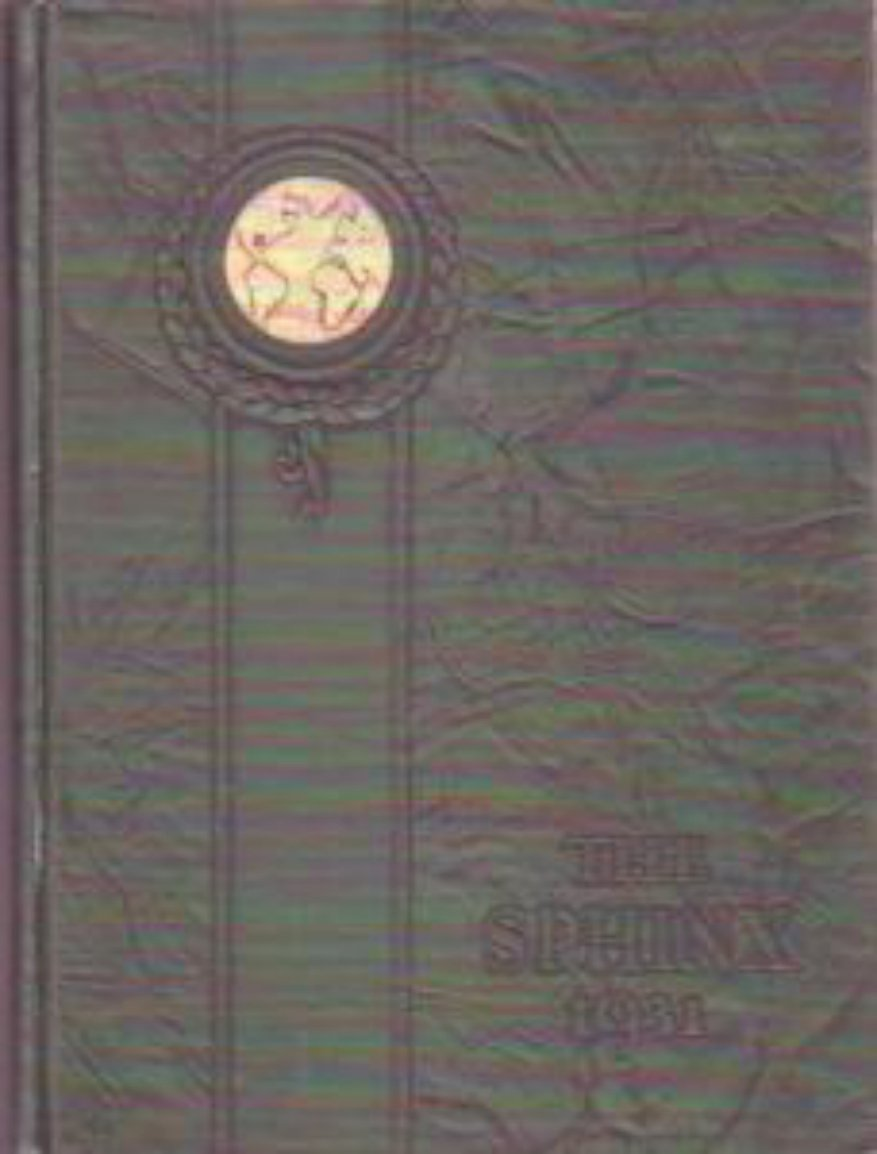 1931 TAMAQUA HIGH SCHOOL YEARBOOK TAMAQUA PENNSYLVANIA