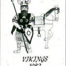 1982 Meadowview Middle School Viking Yearbook Morristown Tennessee