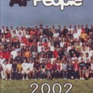 2002 American Fork Junior High School Yearbook Utah