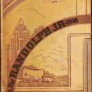 1950 Randolph Junior High Yearbook Universal City Texas